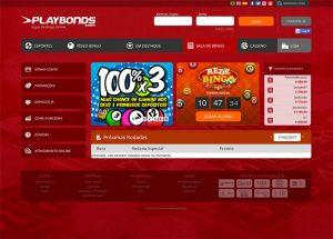 PlayBonds Bingo